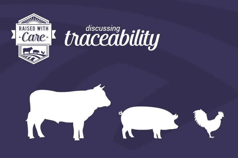 I Care - Discussing Traceability